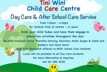 Tini Wini Child Care Center