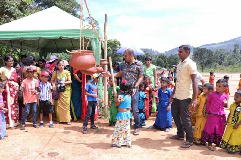 Pre School Galaha : English and Sinhala Medium
