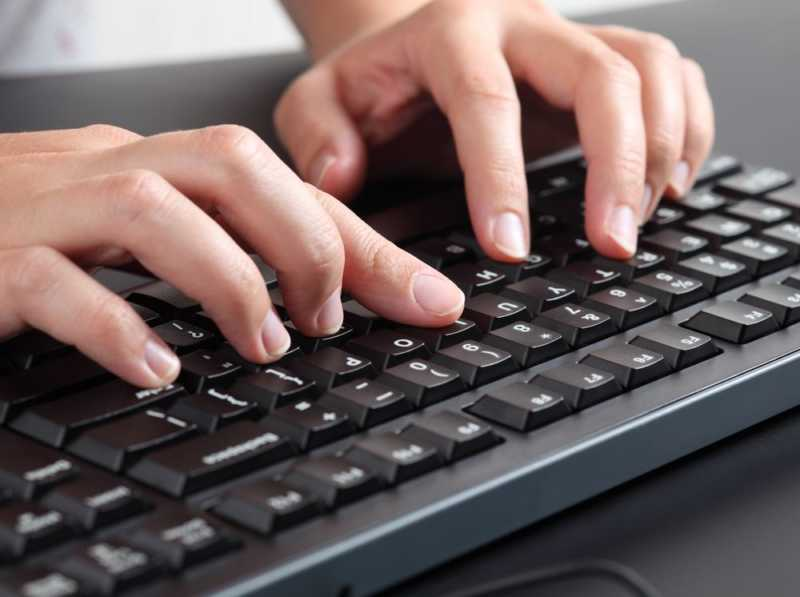 Computer Typing – English, Sinhala and Tamil