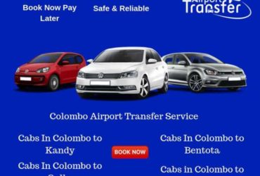 Colombo Airport Transfer | Airport Taxi Colombo