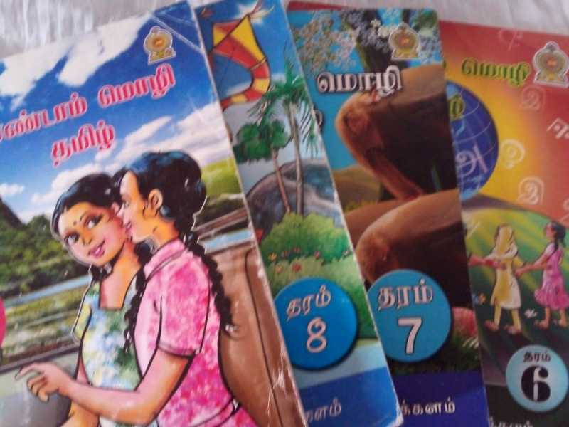 Tamil classes for local and international syllabus