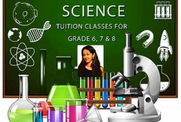 SCIENCE TUITION CLASSES – SINHALA & ENGLISH MEDIUM