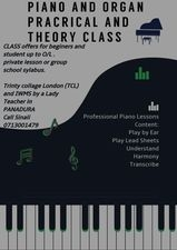 Western Music Classes For Beginners & Students Up To O/L