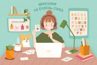 Online English Classes for School Children!