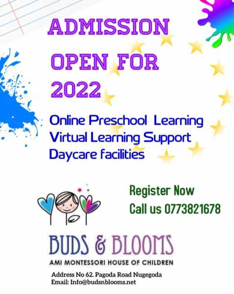 Montessori admissions 2022